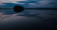 Waiting for the Darkness (@Tuomo) Tags: summer lake zeiss finland t landscape island nikon wideangle jyväskylä distagon päijänne 35mm2 korpilahti d700 zf2