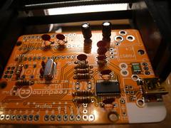 2013-06-30 14.59.29 (indiamos) Tags: electronics circuitboard freeduino