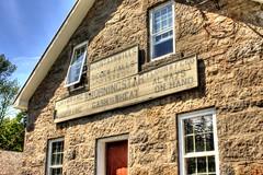 Morningstar Mill at DeCew Falls (13skies) Tags: history mill falls gorge hdr sawmill warof1812 gristmill laurasecord decewfalls canont3i