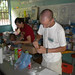 Filling prescriptions for the families - Honduras cross-cultural