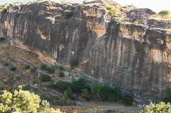 Pared de escalada en el Pontón de la Oliva (Airbeluga) Tags: madrid españa senderismo escalada patones atazar comunidaddemadrid sendlozoyaycanchocabeza