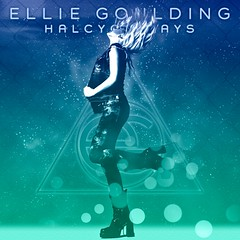 Ellie Goulding - Halcyon Days (Vocalmaker) Tags: art fan ellie made fanart cover goulding 2013 labum