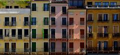 Case di Piazza dei Signori (r_evolution63) Tags: city morning houses windows italy colors architecture europa europe italia sony case colori architettura città padova mattina padua finestre veneto piazzadeisignori dscw7 balconyes provinciadipadova
