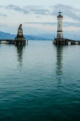Lindau (Walther Wer) Tags: lake see bodensee rhine rhein constance lindauhafen