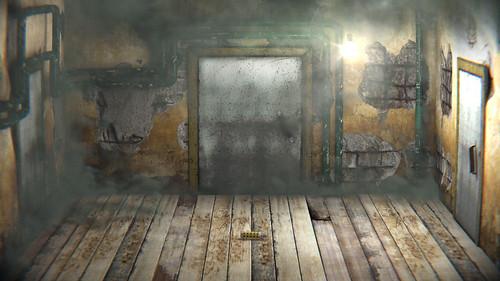 Концепт визуальных эффектов для онлайн-игры