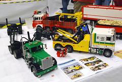 Various MOCs 61 (L@go) Tags: truck model lego technic moc 2013 skærbæk legofanweekend