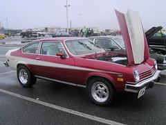 1976 Chevy Vega (splattergraphics) Tags: chevy vega carshow 1976 oceancitymd customcar v8vega endlesssummercruisin motionsupervega