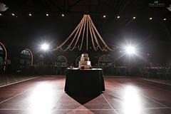Cake!! (dkfx photography) Tags: wedding cake weddingcake cleveland wide wideangle reception bmp 6d 1635 offcameraflash strobist dkfx bluemartiniphotography yn622 yn622c 1635f28v2