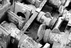 pesante - schwer (nespola) Tags: metal metall schwer pesante