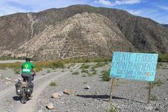 Nearing the Rio Pampas