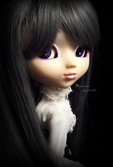 New girl ~ (Dekki) Tags: fashion asian doll planning groove pullip cosmic jun melpomene mercu junplanning rewigged rechipped
