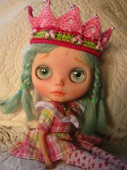 IMG_0810...Opal, my little princess wearing her crown with her pretty light blue eyes.