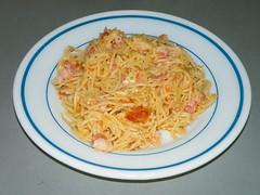 "Spaghetti, Bacon, Mozzarella (PixelFänger aka Eberhard ""Moses"" Mößer) Tags: food germany deutschland bacon essen hessen pasta homemade selbstgemacht nudeln"