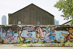 Labrona (• CHRISTIAN •) Tags: urban art industry 35mm graffiti nikon montréal mtl québec urbain industriel mlhp labrona mtlguessed gwim