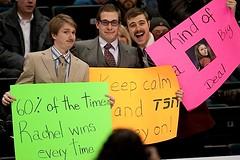 Fans in the stands (seasonofchampions) Tags: tim winnipeg rings burn olympic olympics roar mb trials hortons curling 2013ccamcihael