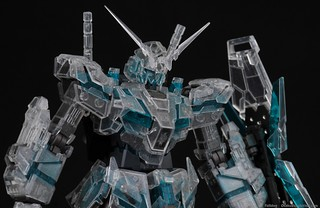 MG Clear Full Armor Unicorn - Snap Fit 10 by Judson Weinsheimer