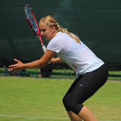 The 127th Championships Wimbledon 2013 - Sabine Lisicki (Ger) (Andy2982) Tags: tennis wimbledon ger allenglandlawntennisclub practicecourts sabinelisicki aorangipark the127thchampionshipswimbledon2013