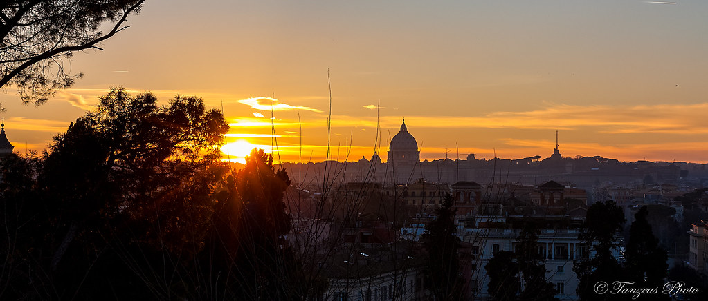 The World S Best Photos Of Piazzadelpopolo And Tramonto
