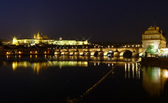 Prague Castle & Cathedral. (GillWilson) Tags: