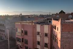 20140101 - Houses of Marrakech (Ryoushi no syokubutsuen) Tags: art sahara nature landscape desert arabic berber marocco marrakech magrib almagrib medrassa