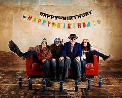 Happy Birthday Liz (Studio d'Xavier) Tags: happybirthday 365 365days explored 21365 strobist werehere theredsofa happybirthdayliz january212014