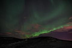 Krisuvik (Reykjavikphoto.com) Tags: longexposure winter sky cold green nature night canon stars landscape eos star frozen iceland nightscape horizon tripod wideangle astro arctic aurora nightsky auroraborealis 6d northenlights