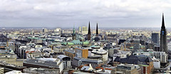 Hamburg City Panorama