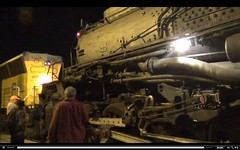 motion and pulley (Bristol RE) Tags: up trains unionpacific 4014 bigboy trainsmagazine