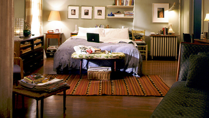 妳的房间说明妳是谁!《慾望城市》房间设计学| 约会 第8张