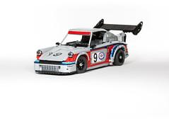 Lego Porsche 911 Carrera RSR Turbo 2.1 (Malte Dorowski) Tags: lego 21 911 martini turbo porsche rossi carrera foitsop