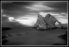 Moody Bow (123DM456) Tags: longexposure travel winter sea cloud white storm black art beach water monochrome beautiful weather birds animals rock clouds canon dark season photography scotland photo spring amazing long exposure flickr raw waves moody seasons aberdeenshire artistic harbour britain stones cove weekend sunday scottish wave formation explore aberdeen bow fiddle independance seabirds findochty amaze neutral 2014 24105 ndfilter neutraldensity covebay nd1000 60d finechty beachmonday leebigstopper