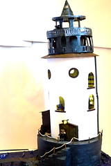 BioShock Infinite - The Light House (timoutimtim) Tags: lighthouse game robert video lego character gaming fanart videogame custom deviantart rosalind infinite booker dewitt lutece bioshock bookerdewitt