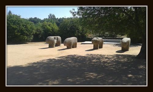 Toros de Guisando, Ávila