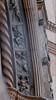Bologna, Emilia-Romagna, San Petronio, entry, detail (groenling) Tags: italy stone angel italia stonecarving it carving bologna portal angelo tambourine cymbals entry emiliaromagna sanpetronio lyre shawm mmiia