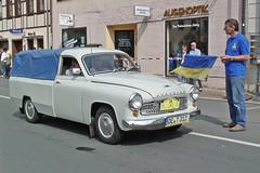 Wartburg 312 Pickup (planetvielfalt) Tags: wartburg zörbig geschichtedesfahrzeugbaus curbiciveterano