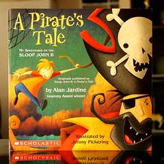 A Pirate's Tale:  My Adventures on the Slooop John B (Vernon Barford School Library) Tags: new school b fiction alan john reading book high song library libraries pirates jimmy grandfather reads books super grandpa read paperback cover pirate junior novel covers bookcover adventures pick middle vernon quick songs tale recent picks bookcovers paperbacks grandpas sloop novels fictional pickering grandfathers jardine barford granddads softcover vernonbarford softcovers superquickpicks superquickpick 9780439862219