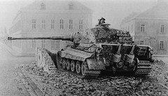"Panzer VI Ausf. B Tiger II or Königstiger • <a style=""font-size:0.8em;"" href=""http://www.flickr.com/photos/81723459@N04/13922101622/"" target=""_blank"">View on Flickr</a>"