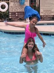 Memorial Day Weekend - Las Vegas, NV (Beauty Playin 'Eh) Tags: cousins jacuzzi swimmingpool spa lasvegasnevada swimminggirls summertimefun resortpool girlsinswimsuits lasvegas2014 memorialdayweekend2014