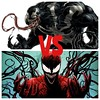 "In the battle of Evil vs Evil, who wins this fight? #Venom or #Carnage. #eddiebrock #cletuskasady 🎧🎧🎧🎧🎧🎧🎧🎧 Geek out to Those Geeks You Know ___________________________ • <a style=""font-size:0.8em;"" href=""http://www.flickr.com/photos/130490382@N06/18727793674/"" target=""_blank"">View on Flickr</a>"