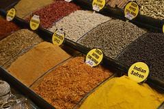 Fresh spices, Istanbul (jozioau) Tags: istanbul spices bazaar variosonnart282470