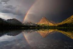 Two Medicine Rainbow (jeremyjonkman) Tags:
