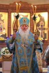 152. The Commemoration of the Svyatogorsk icon of the Mother of God / Празднование Святогорской иконы Божией Матери
