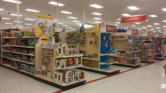 Woodn't you know it, Target's gone neutral! (Retail Retell) Tags: county new retail toys corporate store neon branch olive ms target section desoto décor 2000s neutral 2015 initative p09 genderfree t2442 halfbullseye