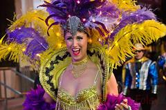 Vegas Mardi Gras #4 (Pete Foley) Tags: vegas lasvegas nevada mardisgras thestrip linq thelinq showgirls feathers pariscasino whyimovedtovegas littlestories picswithsoul
