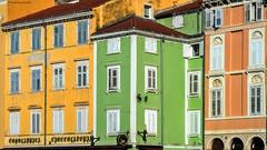 Facade trilogy (Paweł Szczepański) Tags: piran slovenia si sonyflickraward