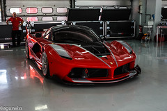 Ferrari FXXK (aguswiss1) Tags: ferrarifxxk ferrari fxxk laferrari laf racecar racer sportscar supercar hypercar fastcar redcar limitededition ferrariracingdays ferrarichallenge millioncar dreamcar