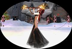 TerraMerhyem_2016_Fire Witch 4 (TerraMerhyem) Tags: fireritual sorcery magic dancer dance extasy shaman shamanism terramerhyem witch wicca beauty merhyem firedance wizardess fire