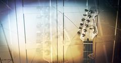 Vintage post (Fabio Insalaco) Tags: fabio insalaco photography chitarra guitar vintage color effect photoshop ritocco paletta fender stratocaster torino art guitarlove