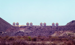 0Z4A9202-Edit (francois f swanepoel) Tags: heatwaves hittegolwe industrial industriëel ironore mirage rocket saldanha ystererts launchpad