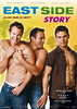 East Side Story DVD Artwork.indd (QueerStars) Tags: coverfoto lgbt lgbtq lgbtfilmcover lgbtfilm lgbti profunmedia dvdcover cover deutschescover